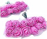 ❤Material:goma eva ❤Perfecto para novia, cajas favor de la boda, adornos, fiesta, hogar y jardín decoración, artesanía, bricolaje