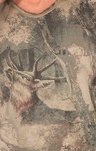 Hangowear Trachtenshirt Bryce Braun, M - 2