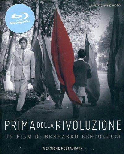 Preisvergleich Produktbild Prima della rivoluzione (versione restaurata) [Blu-ray] [IT Import]