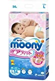 Japanese diapers Moony L - (9-14 kg) // Pañales japoneses Moony L - (9-14 kg)