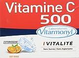 VITARMONYL Vitamine C 500 Effervescent 24 Comprimés - Lot de 3