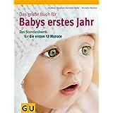 Das große Buch für Babys erstes Jahr (GU Einzeltitel Partnerschaft & Familie)