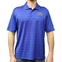 "Florida Gators NCAA Champion ""Trophy"" Men's Textured Polo Shirt"