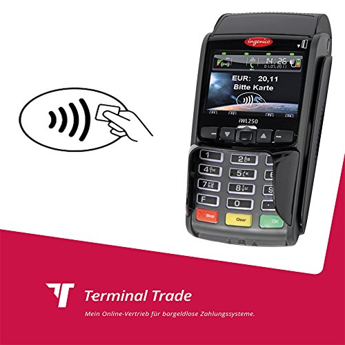 EC Karten-Lesegerät Ingenico iWL 250 mobil über GPRS