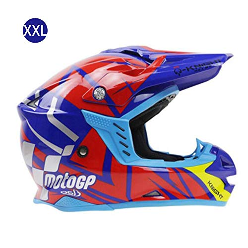 haodene Motocross Helm Sport Helm Motocross & Motorrad Helme Knight Riding Mountain Downhill Schutzhelm