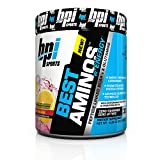 BPI best aminos W/energy red lemonade 30servings