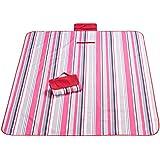 Dan velocidad al aire libre Picnic Mat Camping bebé Climb manta playa impermeable de picnic manta para bebés, Camping Mat