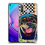 Official Michel Keck Rottweiler Dogs Soft Gel Case