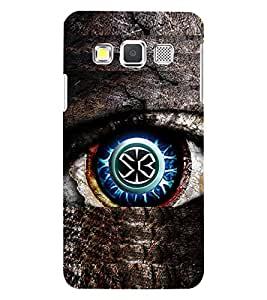 PRINTSWAG EYE Designer Back Cover Case for SAMSUNG GALAXY A3