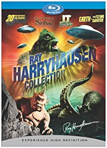 Ray Harryhausen Box Set [Blu-ray]