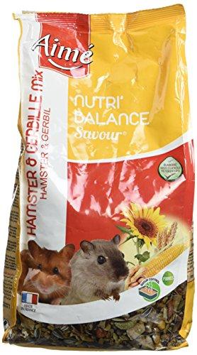 Aime Nourriture Nutri'Balance Savour Mix Hamster 900 G...