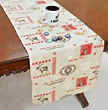 #5: Christmas Print Table Runner