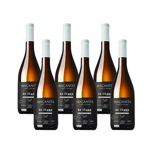 Maçanita As Olgas - Weißwein - 6 Flaschen