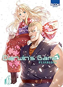 Darwin's Game Edition simple Tome 6