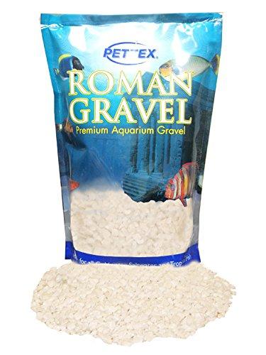 Pettex Roman Gravel Aquatic Roman Gravel, 2 Kg, Natural Alpine White Test