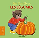 Petit Ours Brun mini touche-à-tout - Les légumes