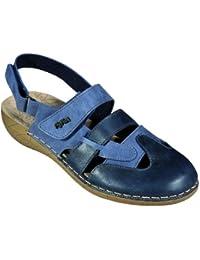 FlyFlot-pantolette 390374, sandales femme