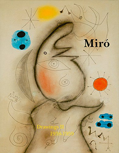 Joan Miro : Catalogue raisonné Drawings Volume 2 (1938-1959) par Jacques Dupin