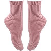 VWH Liebe Stickerei Heap Socken Baumwollmischung weibliche Student Socken (Lederpulver) preisvergleich bei billige-tabletten.eu