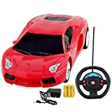 #8: DealBindaas Charging Car Steering Remote Four Way Assroted