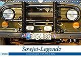 Sowjet-Legende - Der Geländewagen UAZ-469 in Kuba (Wandkalender 2020 DIN A4 quer)
