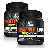 Olimp Creapure Creatine 1000, 2 x 300 Tabletten