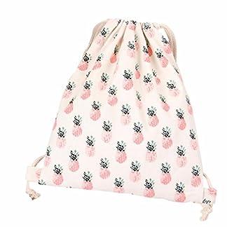 51dUmOD8ETL. SS324  - Malloom Las mujeres lechuza lona verano mochila moda paquete Duable bolsas