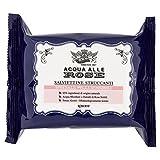 Acqua alle Rose Salviettine Struccanti, pelli sensibili - confezione 6x160g