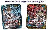 Yu-Gi-Oh! Mega Tin 2016 Doppelpack (Deutsch)