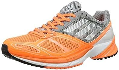 adidas Adizero Tempo 6W–Chaussures de Running - Orange - Orange, 39 EU