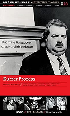DVD Edition Der Standard (10) Kurzer Prozess