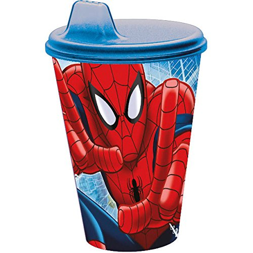 Spiderman Verre Marvel Sipper