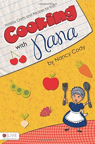 Cooking with Nana Cover Image