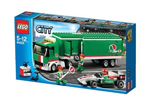 LEGO City 60025 - Formel1 Truck (Lego Toys R Us Truck)