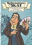 Buch mit Spielkarten Reformation - Skat, Franz. Bild