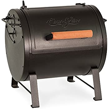 Char Griller 22424 Table Top Charcoal Grill And Side Fire