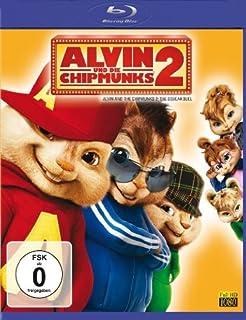 Alvin und die Chipmunks 2 (+ DVD) (inkl. Digital Copy) [Blu-ray]