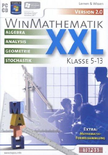 WinMathematik XXL 2 – Kl. 5-13