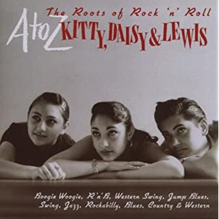 A-Z Of Kitty, Daisy And Lewis