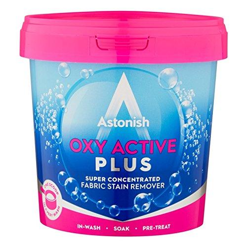 Plus Oxy (Astonish Oxy Plus Mehrzweck-Fleckenentferner, 1kg)