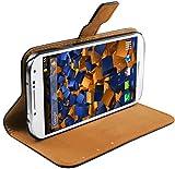 mumbi Tasche im Bookstyle für Samsung Galaxy S4 Hülle - 4