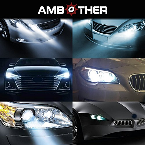 AMBOTHER LED Angel Eyes Autoscheinwerfer Headlight Xenon E39, E59, E60, E83,E87 - 3
