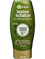 Garnier Wahre Schätze Spülung Mythische Olive, 200 ml