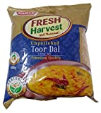 #6: Parle Fresh Harvest Pulses - Toor Dal (Un Polished), 500g Pouch