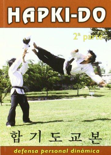 Hapkido 2ª pte. Defensa personal dinámica por Anfre Carbonell