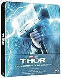 Locandina Thor Trilogia Steelbook (Limited Edition) (3 Blu Ray)