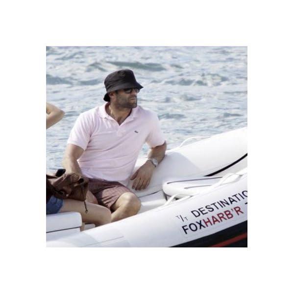 byou Cappello da Pesca,Cappello da Pescatore Unisex Tessuto Morbido in Cotone e Poliestere Protezione del Sole Boonie… 3 spesavip