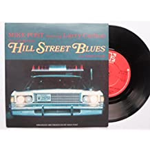 "Post, Mike Hill Street Blues 7"" Elektra K12576 EX/EX 1980 picture sleeve"