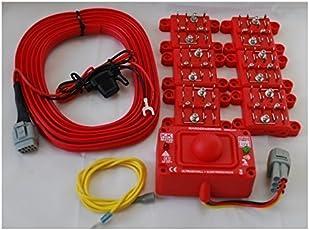 K2 K&k m4700b Marderschutz mit Hochspannungsbürsten