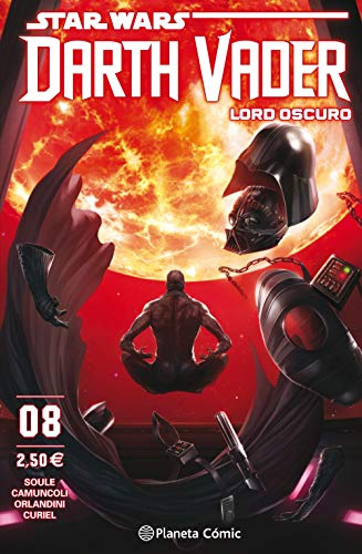 Star Wars Darth Vader Lord Oscuro nº 08 (Star Wars: Cómics Grapa Marvel)